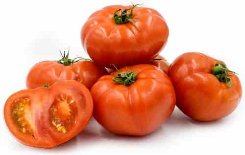 Quality Characteristics of Tomato Fruit - Beefsteak Variety Tomatoes