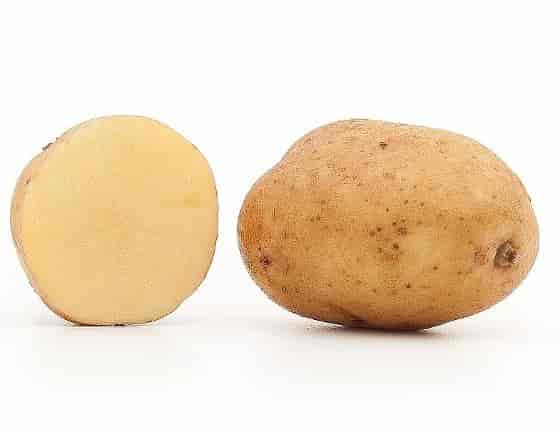 Dietary Fiber In Potatoes - 'Inca Gold' Variety Potatoes
