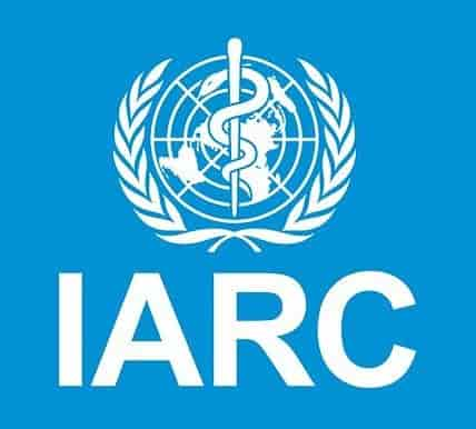 The Logo of IARC
