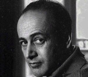 Psalm- Paul Celan, Photographic Portrait of the Poet