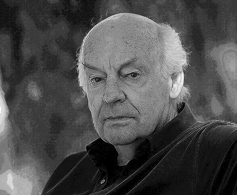 Photographic Portrait of Eduardo Galeano