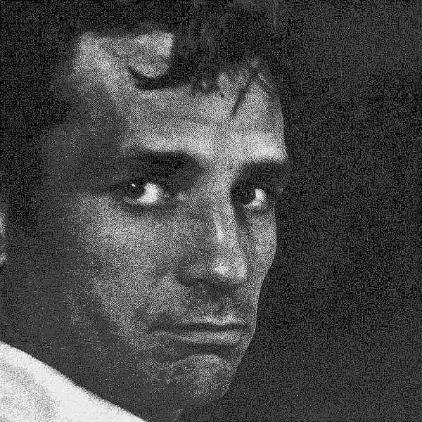 Photographic Portrait of Jack Kerouac