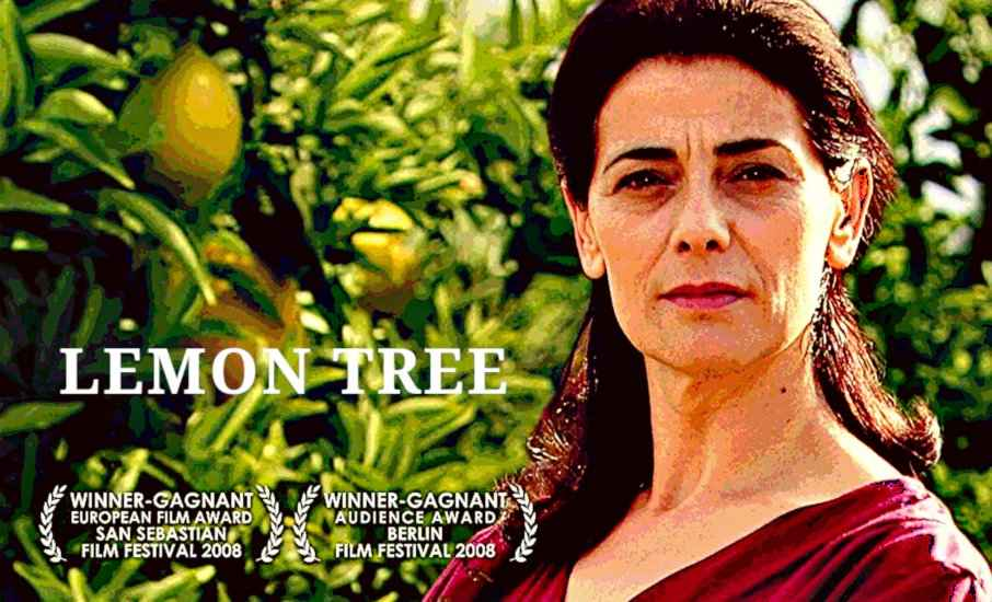The Protagonist of the Lemon Tree Movie, Hiam Abbass